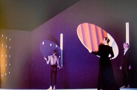 Bühnenbild: Axel Manthey / Foto: Mara Eggert
